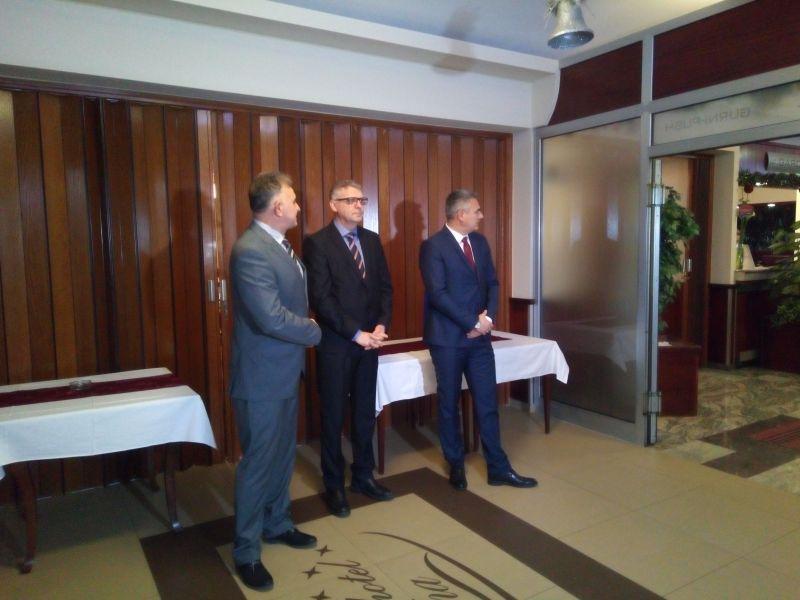 Photo of Brčko: Novogodišnji prijem zvaničnika izvršne i zakonodavne vlasti