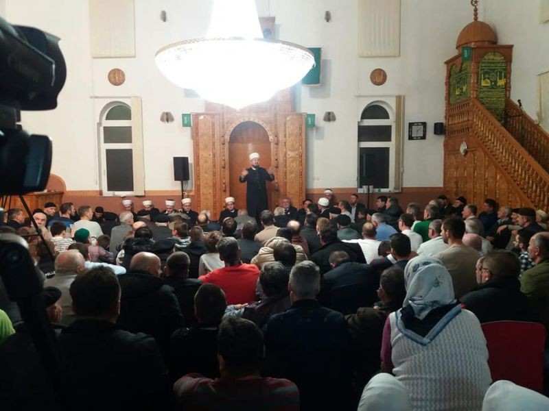 Photo of Brčko: Reprezentativno veče učača Kur'ana, ilahija i kasida