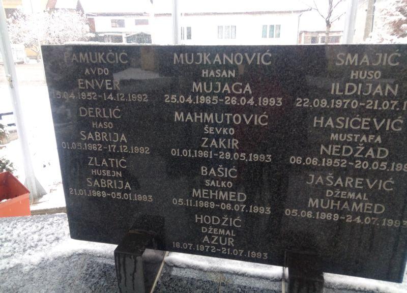 """Photo of U Brki obilježen """"Dan sjećanja na šehide"""" i godišnjica pogibije Envera Pamukčića"""