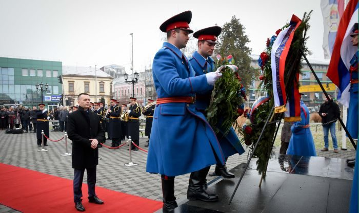 Photo of Obilježen Dan Republike Srpske u Brčko Distriktu