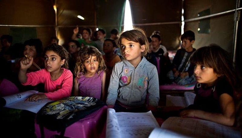 Photo of УСК: Дјеца миграната ускоро крећу у школу