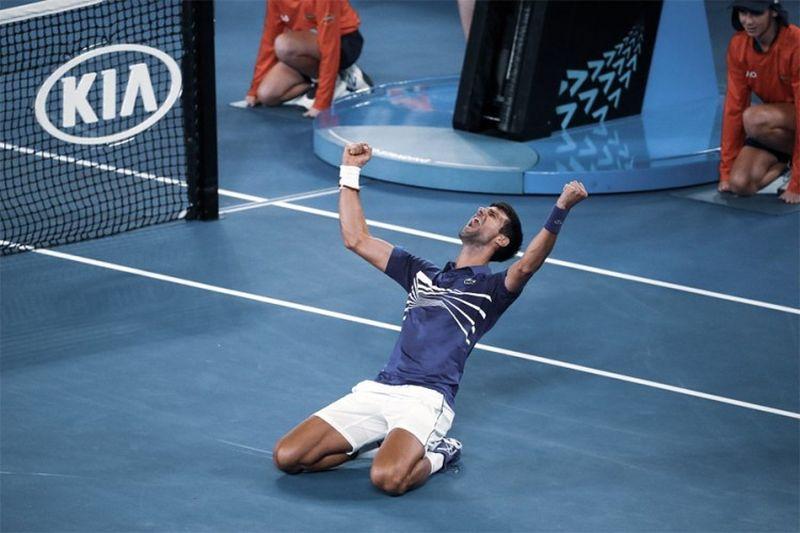 Photo of Novak Đoković – osvajač sedme titule Australijan opena, pokorio Nadala u sva tri seta