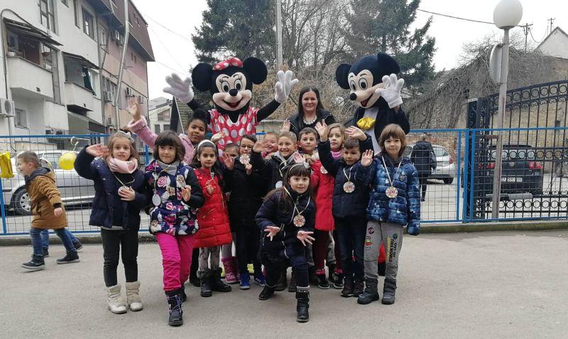 Photo of Učenici i nastavnici obilježili 100 dana đaka prvaka