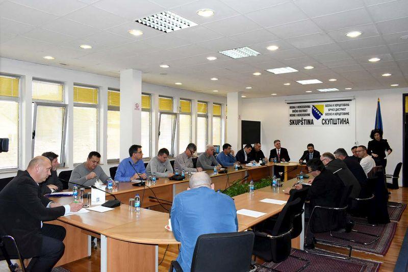 Photo of Sjednica brčanskog Parlamenta naredne srijede