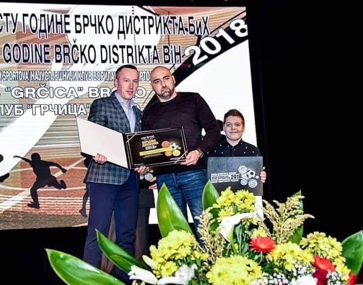 Photo of Брчко: Социјалисти честитали Гарићу титулу најуспјешнијег клуба борилачких спортова