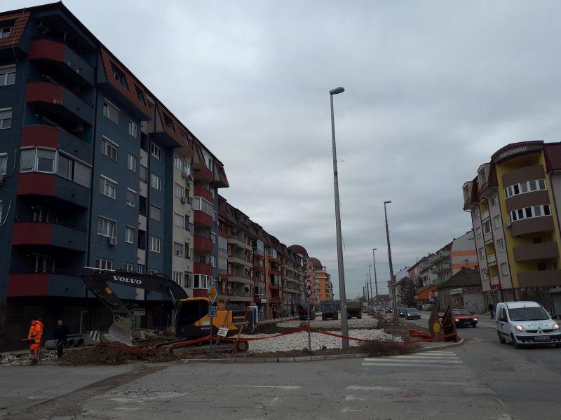 Photo of Brčko: Proširenje Bulevara mira ide planiranom dinamikom