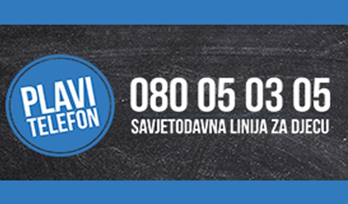 """Photo of Od 2013. godine """"Plavi telefon"""" zazvonio više od 9.000 puta"""