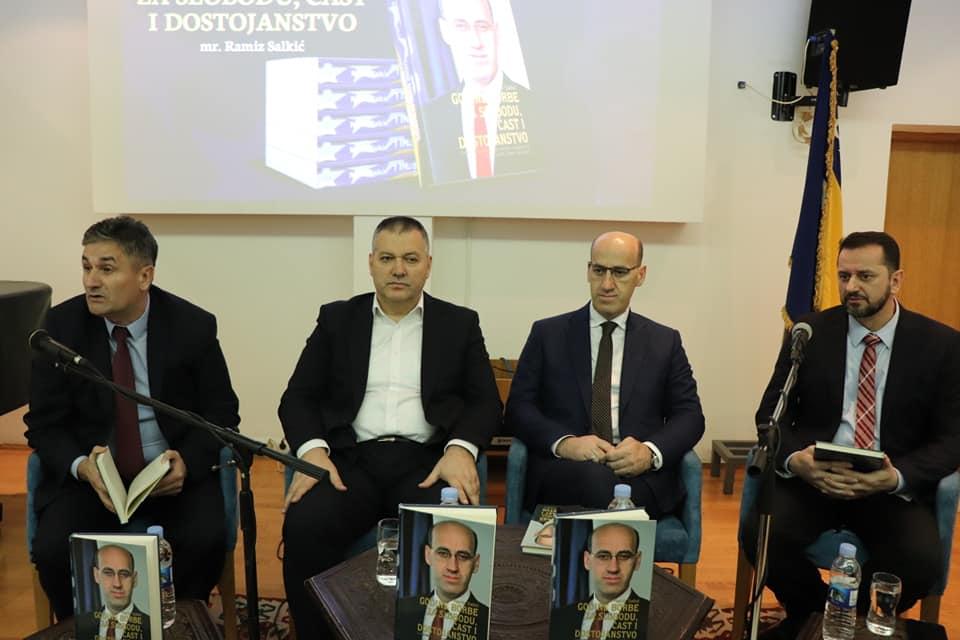 Photo of Брчко: Одржана промоција књиге Рамиза Салкића