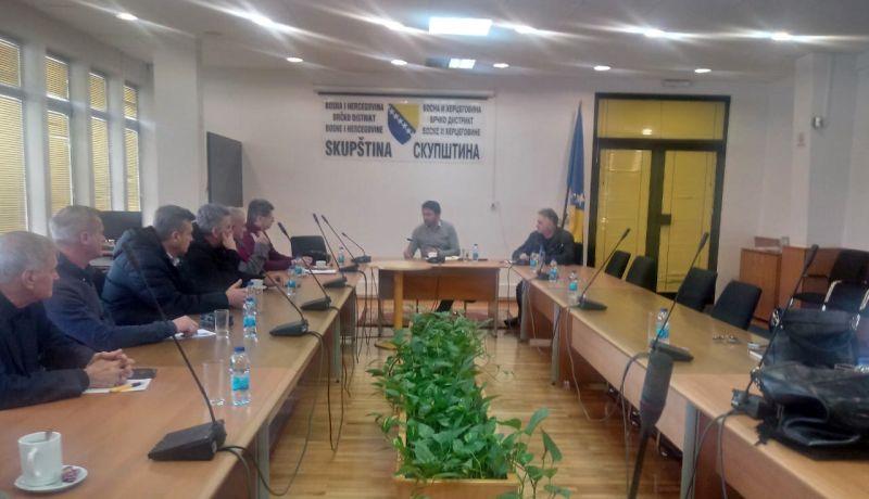 Photo of Brčko: Borački stanovi treba da budu useljeni do kraja septembra