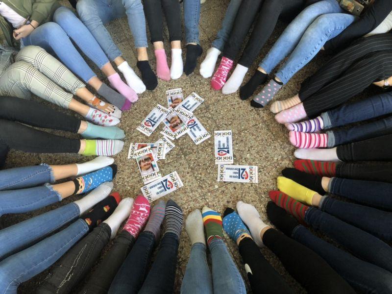 Photo of Učenici Poljoprivredne i medicinske škole obilježili Svjetski dan osoba s Down sindromom