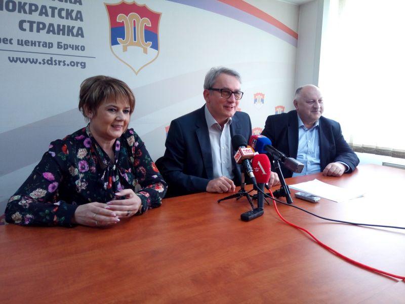 Photo of Brčanski SDS o aktuelnim dešavanjima u Distriktu