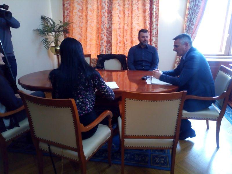 Photo of Brčko: Gradonačelnik Milić primio delegaciju Svjetske banke