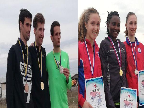 Photo of Šampioni u krosu za 2019. godinu – Osman Junuzović i Lusija Kimani (Foto)