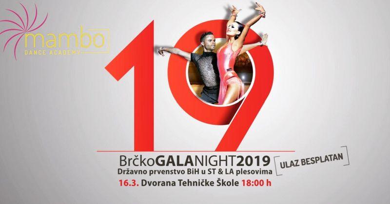 Photo of Brčko: Večeras od 18 časova državno prvenstvo BiH u latino-američkim plesovima