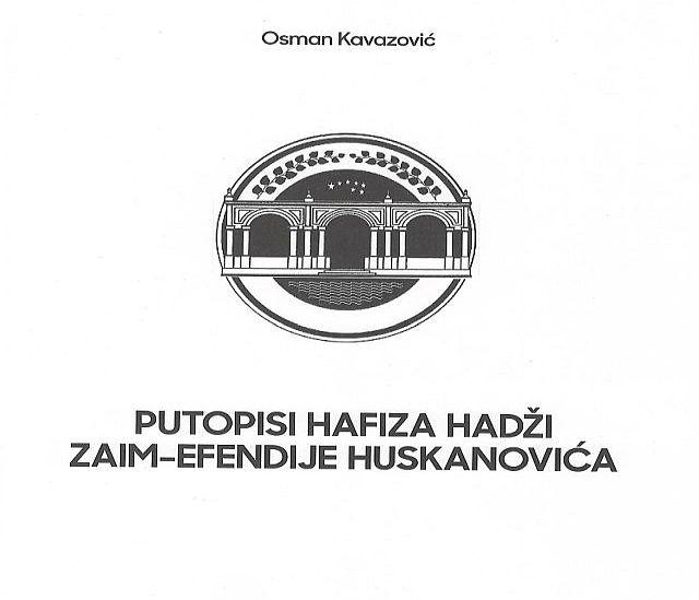 """Photo of Brčko: Promocija knjige """"Putopis hadži hafizaZaim-efendije Huskanovića"""" u nedjelju od 18:30 sati"""