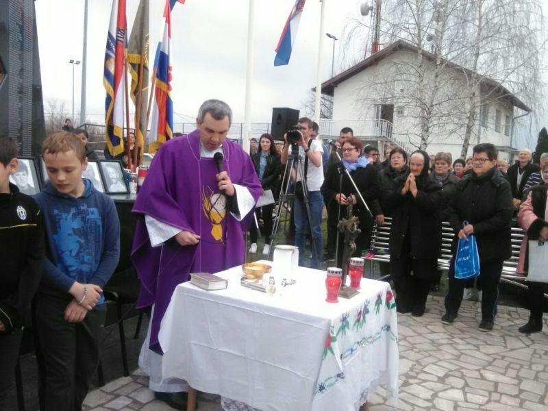 Photo of Brčko: Dan sjećanja na poginule civile i branitelje Boderišta