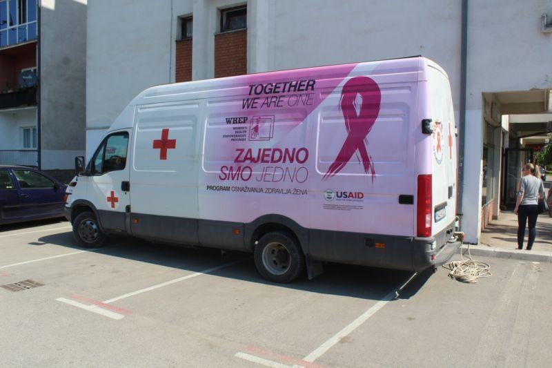Photo of Pokretni mamograf u Brčkom početkom septembra