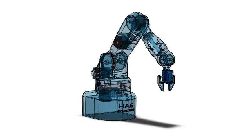 Photo of Брчак Харис Салкић у сриједу ће у Сарајеву представити прототип роботске руке
