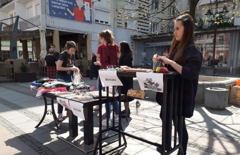 Photo of Brčko: Srednjoškolci obilježili Svjetsku sedmicu novca