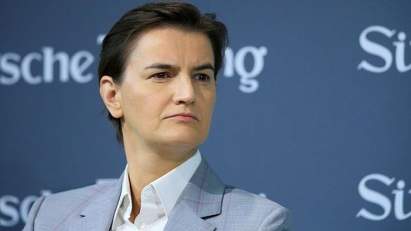 Photo of Brnabić: Srbija ni na koji način nije utjecala na izborni proces u Crnoj Gori