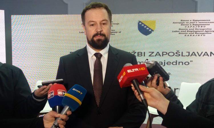 Photo of Bandić: Nezaposlenost u BiH na istorijskom minimumu