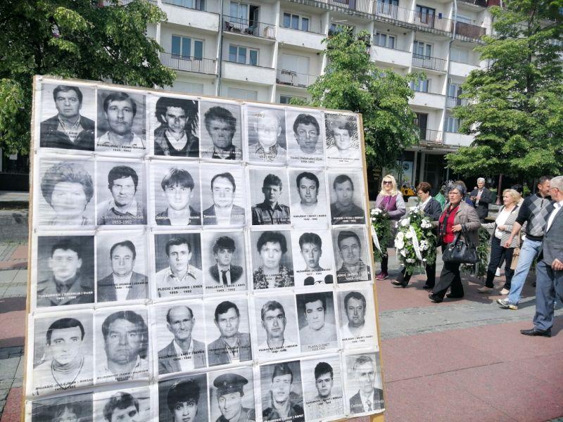 Photo of Nastavljeno obilježavanje 27 godina od stradanja civila nesrpske nacionalnosti