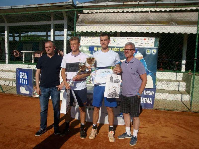 Photo of 16. Brčko Tenis Open završen uspješno