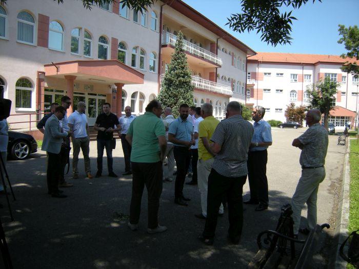 Photo of Brčanski advokati i dalje u štrajku zbog fiskalizacije