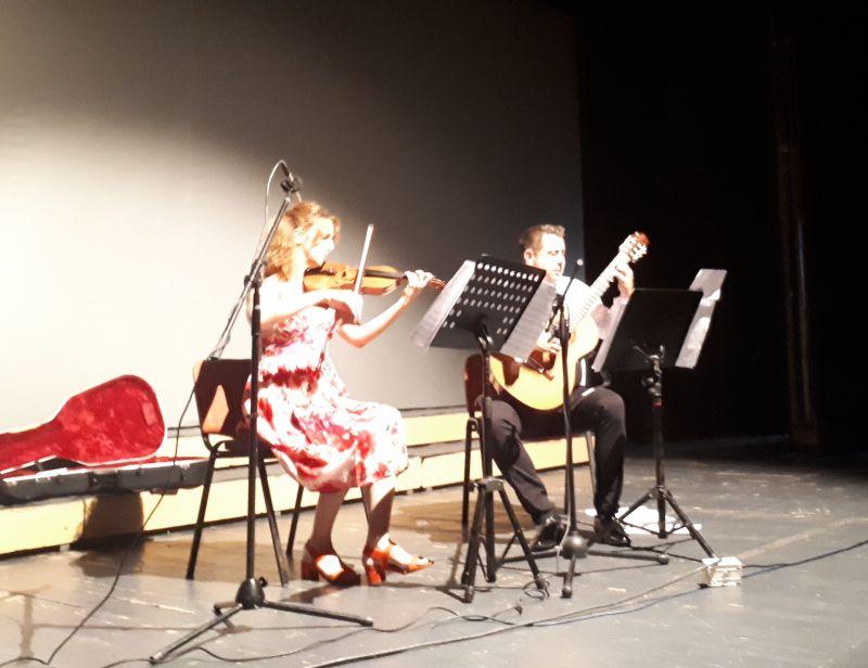 Photo of U Brčkom izveden koncert klasične glazbe prema skladbi Asima Horozića