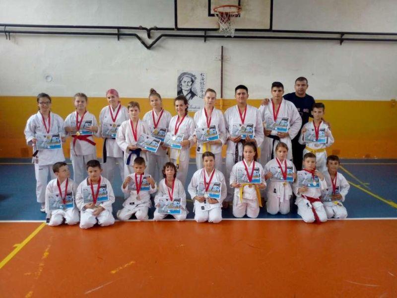 Photo of 19 medalja iz Modriče u Brčko