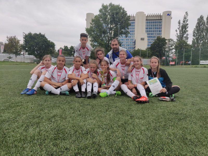 Photo of ŽFK Lokomotiva Brčko učestvovala na turniru u Beču