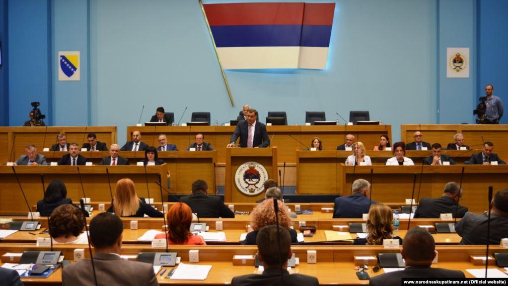Photo of Народна скупштина РС потврдила Додикову изјаву против закључака Предсједништва БиХ