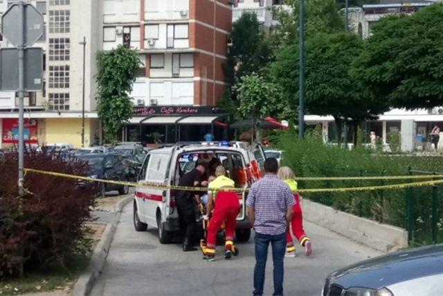 Photo of Sarajevo: Djevojka vatrenim oružjem ranila mladića