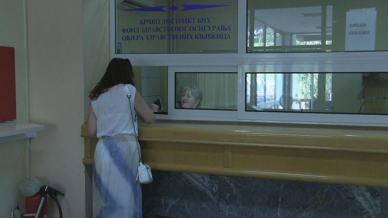 Photo of Brčko: U Bolnici otvoren šalter za ovjeru knjižica