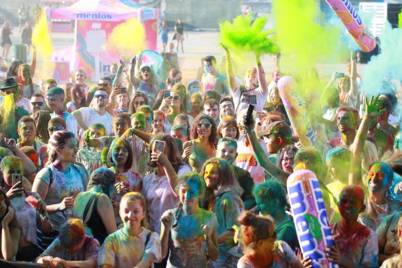 Photo of BH Color festival – pozitivnom energijom i odličnim zvukom rastjerali oblake