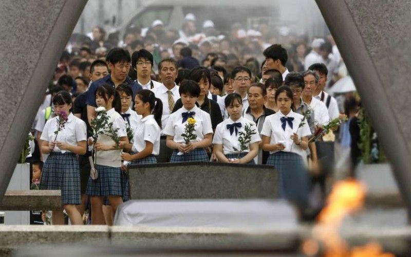 Photo of Hiroshima danas obilježila 74 godine od atomskog napada