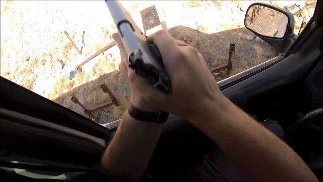 Photo of Бањалука: Ухапшен јер је пуцао у ваздух из аутомобила у покрету