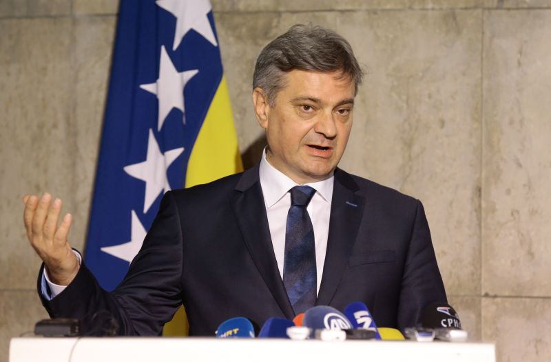 Photo of Zvizdić uputio apel VM BiH: Hitno usvojite ekonomske mjere na nivou BiH