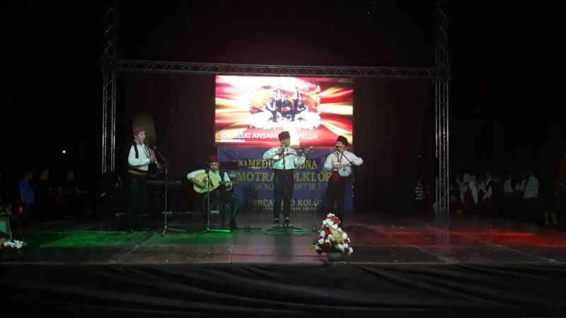 "Photo of Brčko: Izuzetno posjećen koncert ""Romske čerge i večer kulture nacionalnih manjina"""