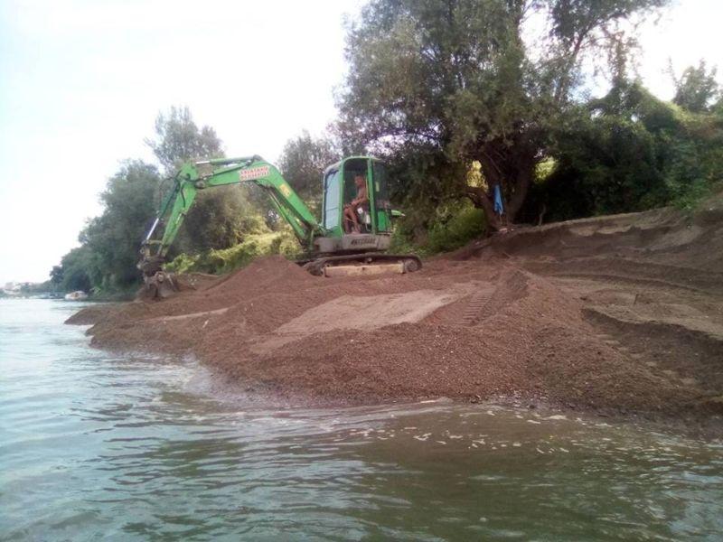 Photo of Брчко: Уређење купалишта на Сави и даље стагнира