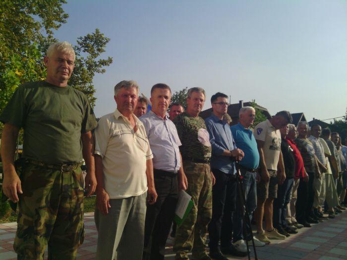 Photo of U Maoči obilježeno formiranje 4. bataljona 108/215. Viteške motorizovane brigade Brčko
