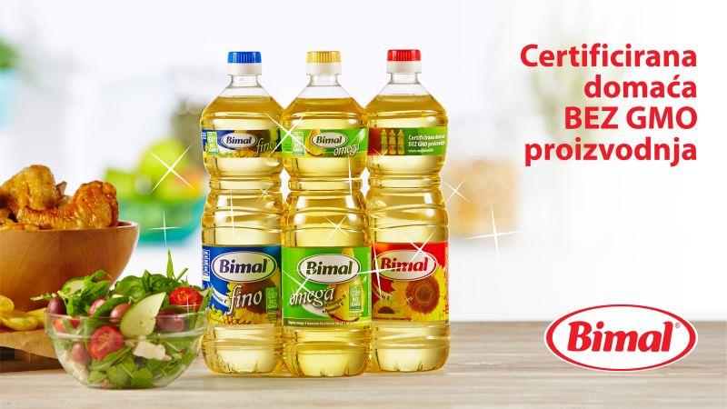 Photo of Svi BIMAL proizvodi su garantovano BEZ GMO