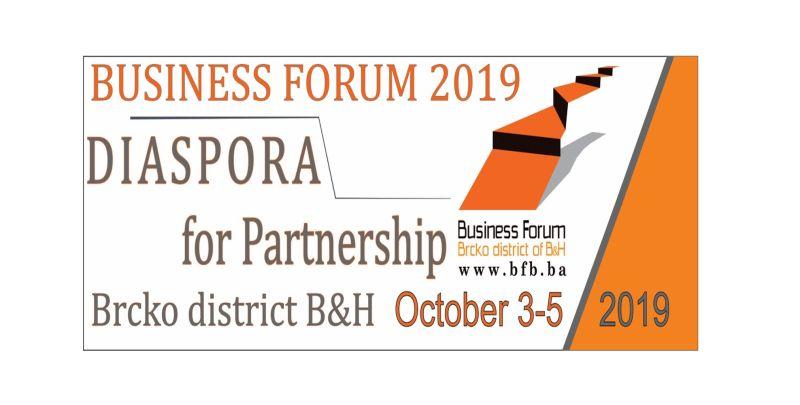 """Photo of U Brčkom sutra svečano otvaranje Trećeg Biznis foruma """"Dijaspora za partnerstvo"""""""