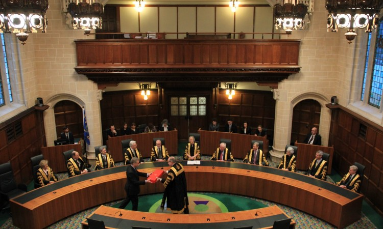 Photo of Vrhovni sud V. Britanije proglasio nezakonitim Johnsonovu suspenziju parlamenta