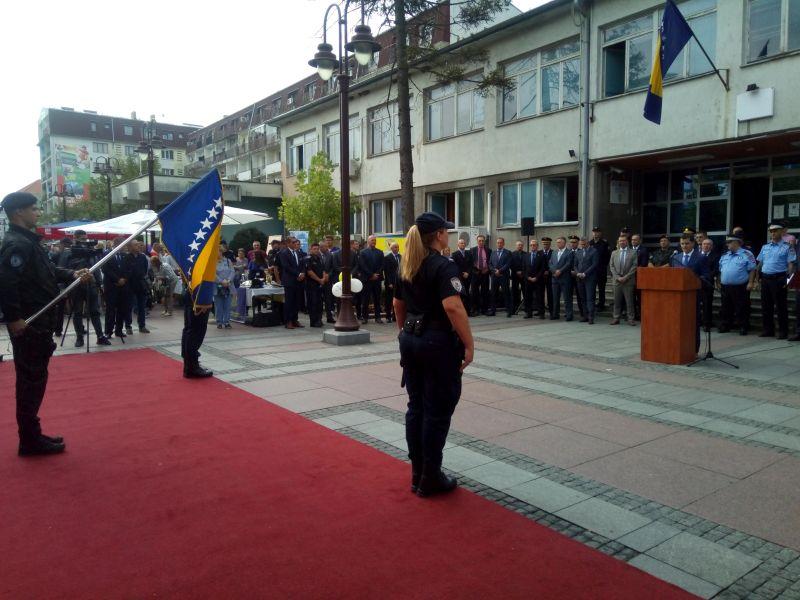 Photo of Policija Brčko distrikta proslavila 19. rođendan