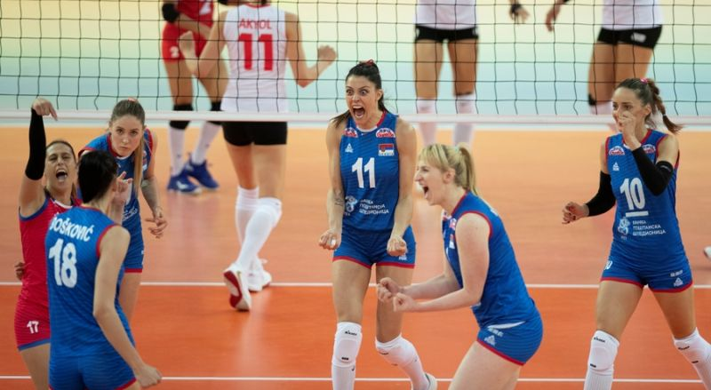Photo of Србија шампион Европе, одбојкашице одбраниле злато!