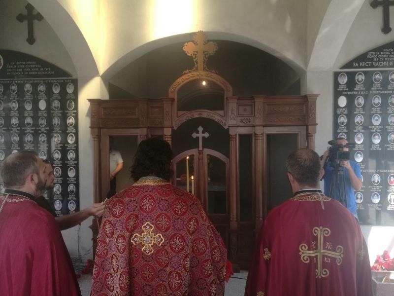 Photo of Брчко: У Буквику служен парастос за више од 60 убијених Срба
