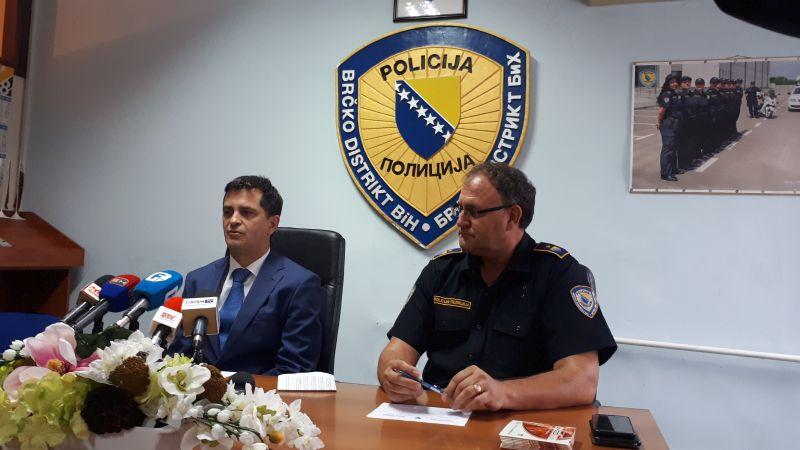 """Photo of Brčko: Završne policijska akcija """"CER""""- Umiješan i policijski službenik Distrikta"""