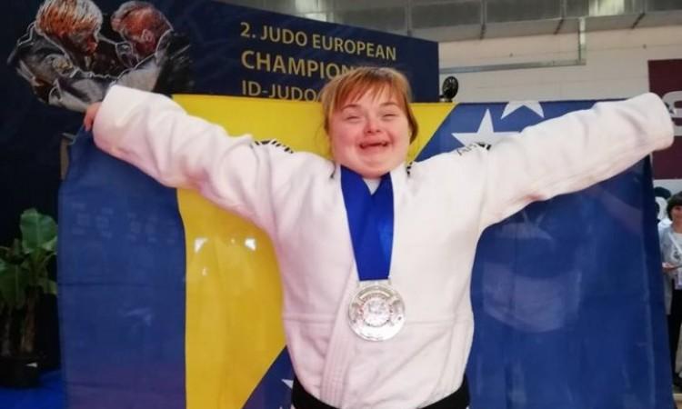 Photo of Azra Dedić prvakinja Evrope