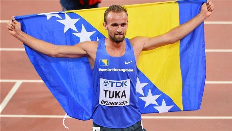 Photo of Amel Tuka osvojio srebrnu medalju na Svjetskom atletskom prvenstvu